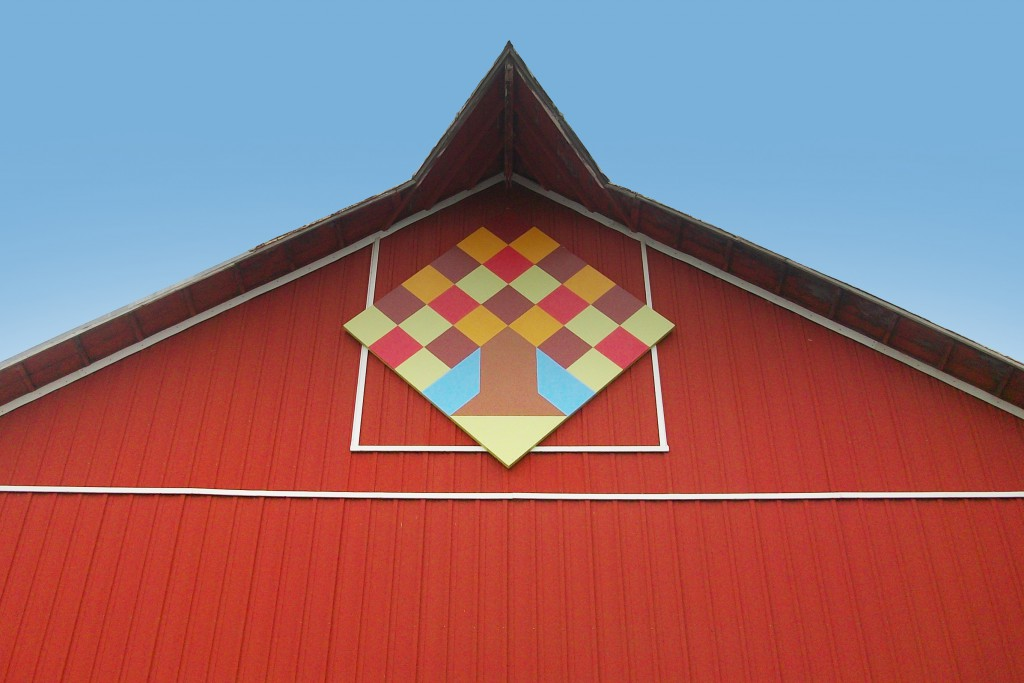 the barn at Apple Barn