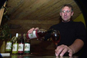 award-winning wines at Apple Barn